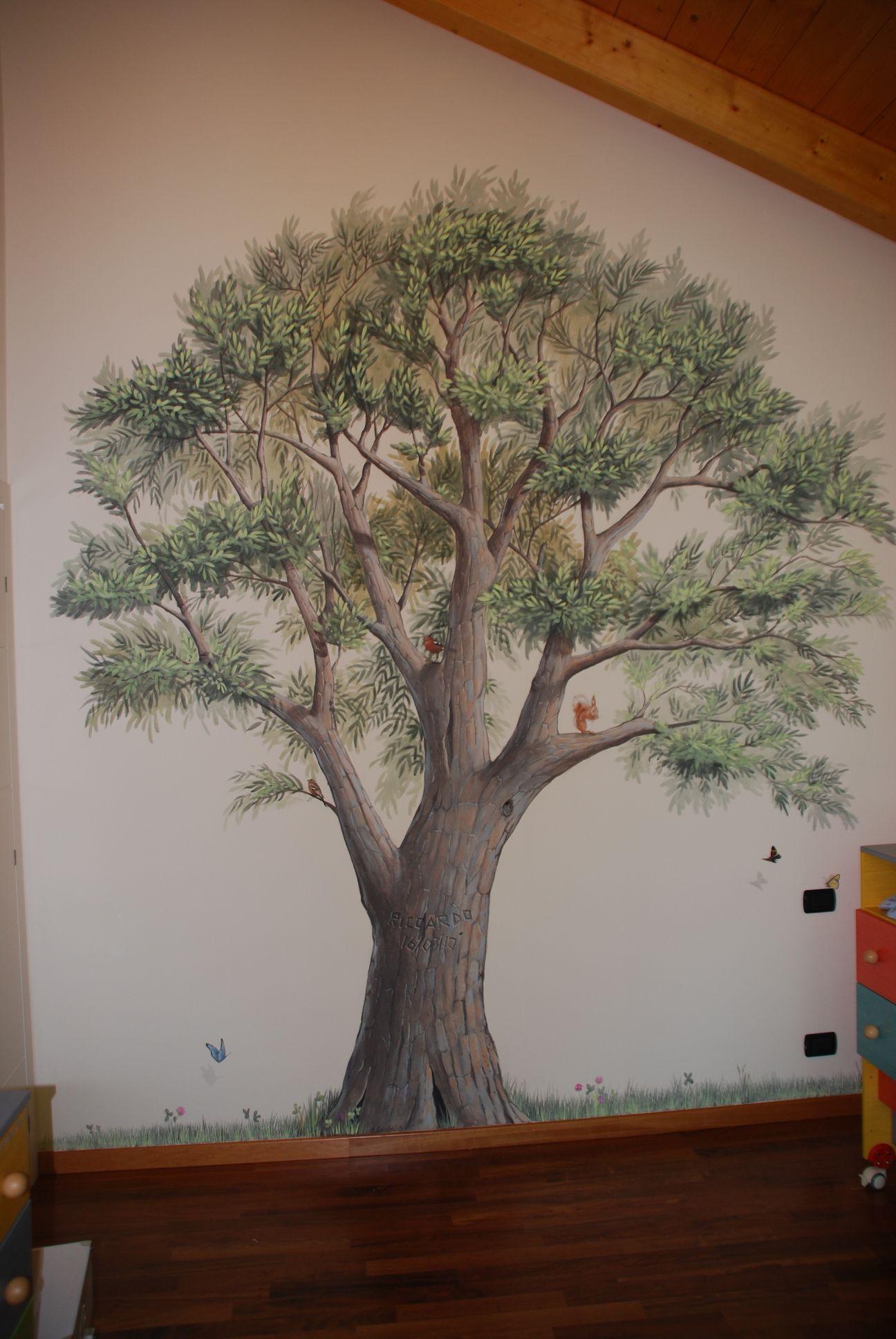 Arianna colombo decorazioni restauro trompe l 39 oeil for Decorazioni muro